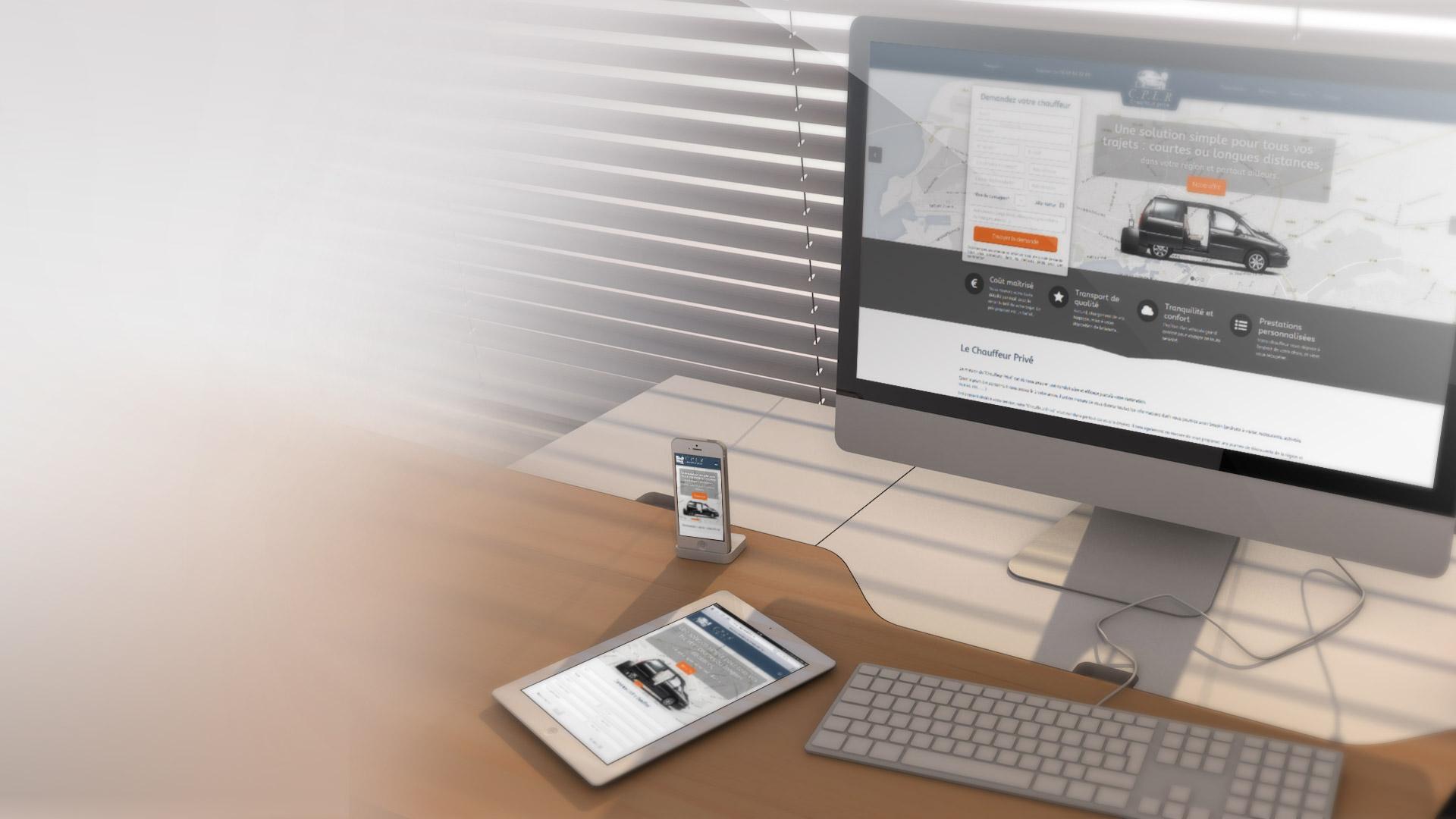 Design UI et developpement