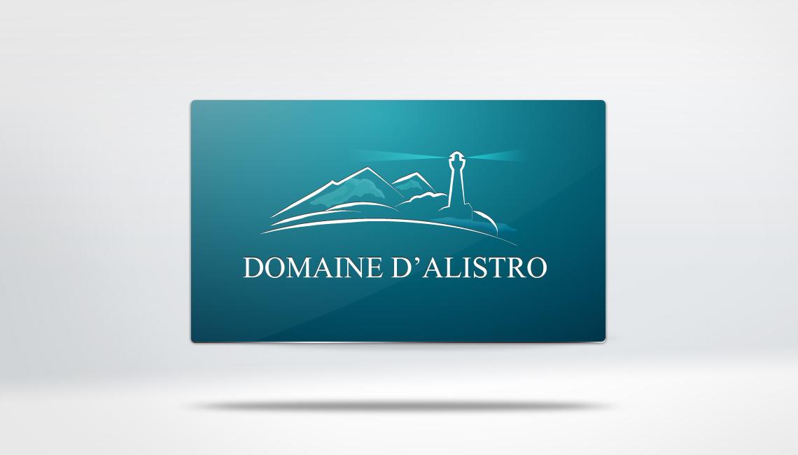 Logo Domaine d'Alistro